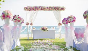 Aranjamente floarale nunta cununie